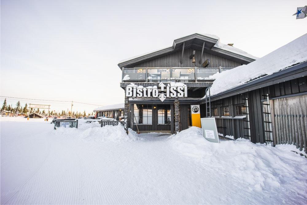 Bistrohissi Rinneravintola & Kelkkavuokraamo Ylläs